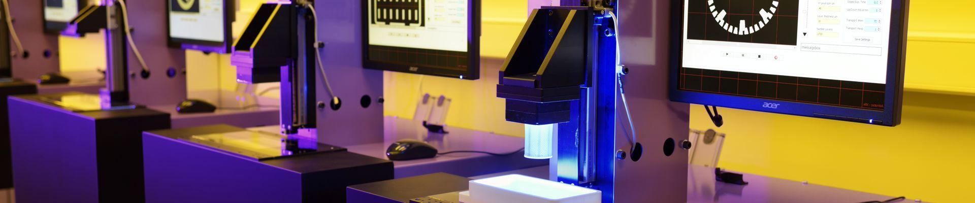 Admaflex 3D print technology