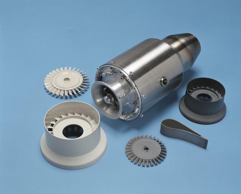 micro turbine - Innotech Europe B.V.